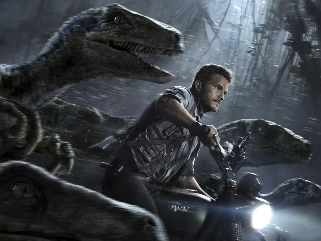 Movies Wallpaper: Jurassic World