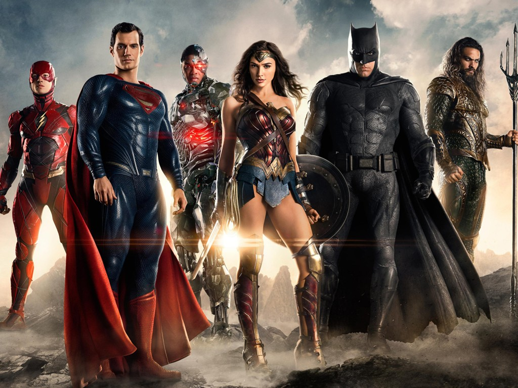 Movies Wallpaper: Justice League