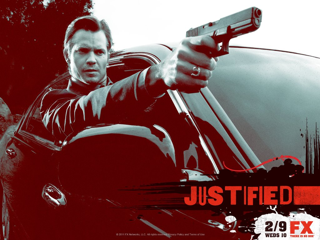 Movies Wallpaper: Justified