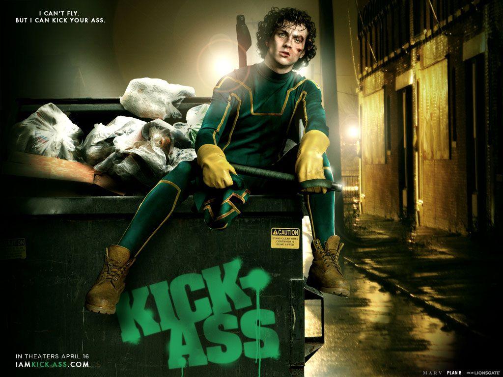 Movies Wallpaper: Kick-Ass