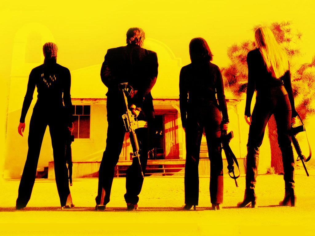 Movies Wallpaper: Kill Bill - Breaking the Wedding