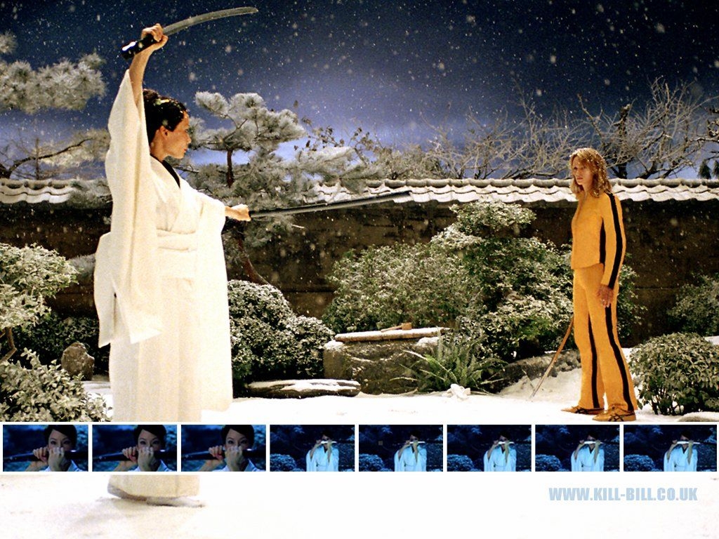 Movies Wallpaper: Kill Bill