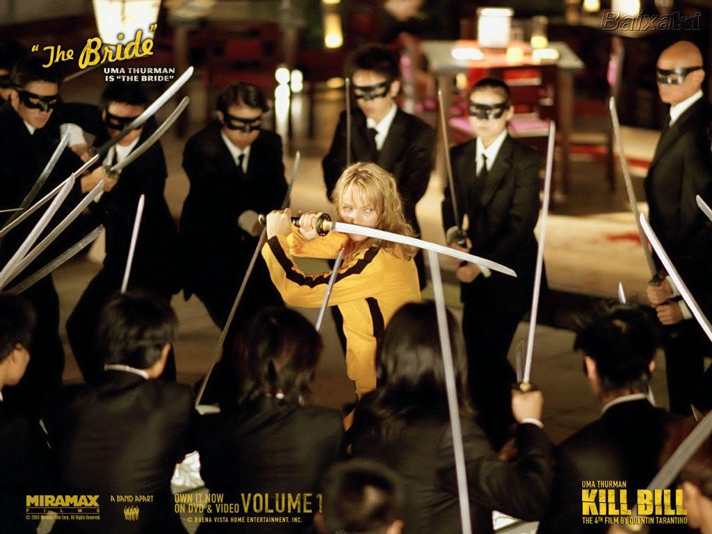 Movies Wallpaper: Kill Bill - the Bride