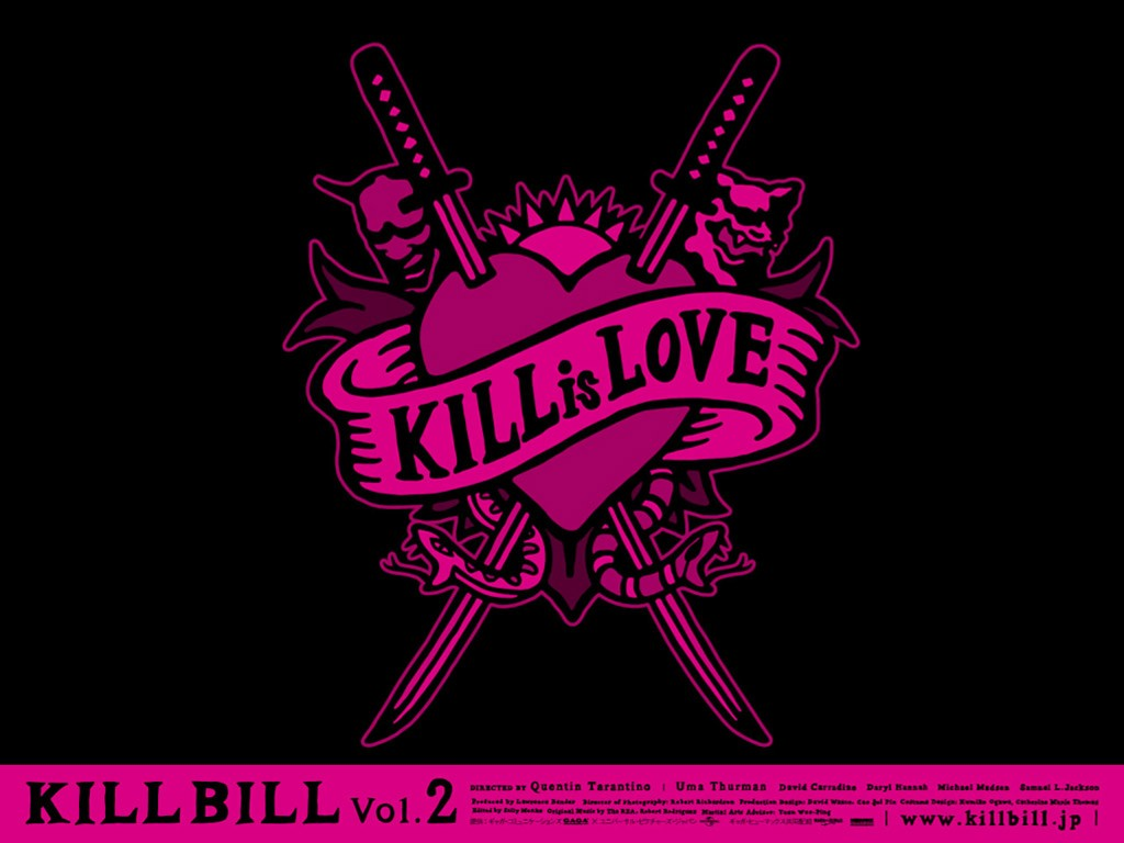 Movies Wallpaper: Kill Bill vol. 2