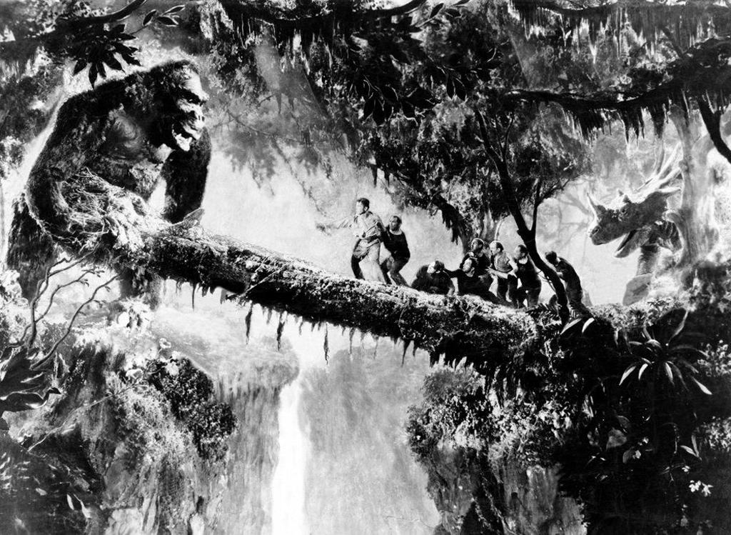 Movies Wallpaper: King Kong (1931)