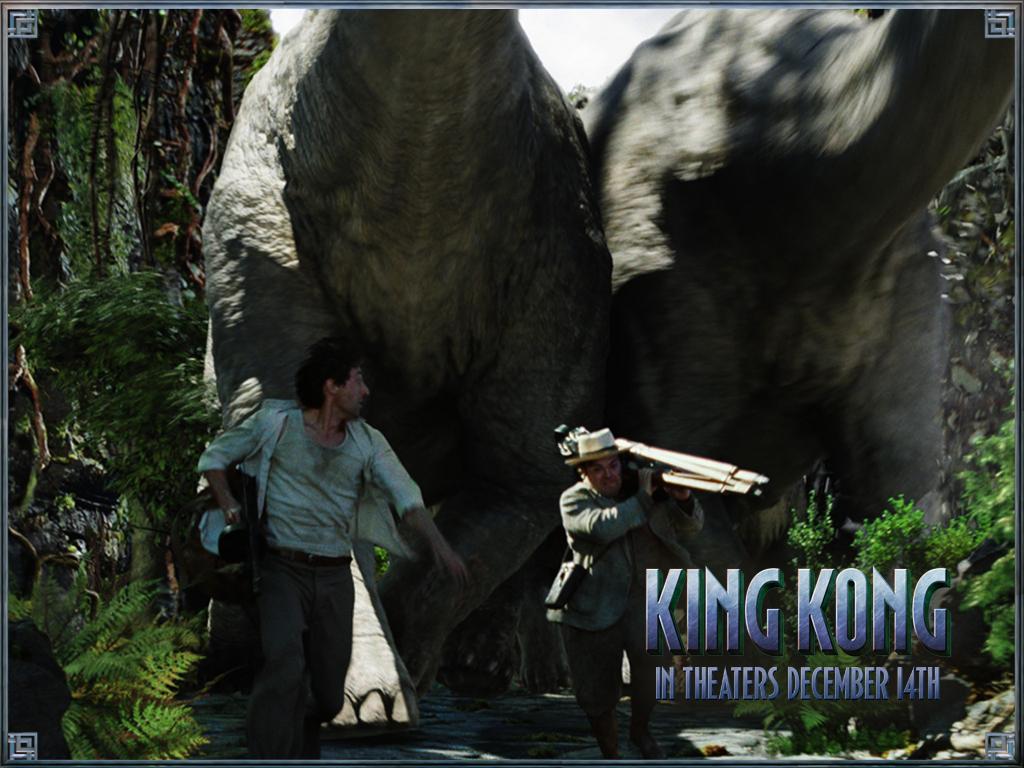 Movies Wallpaper: King Kong (2005)