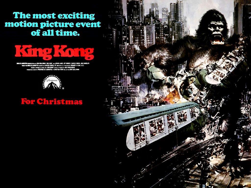 Movies Wallpaper: King Kong (1976)