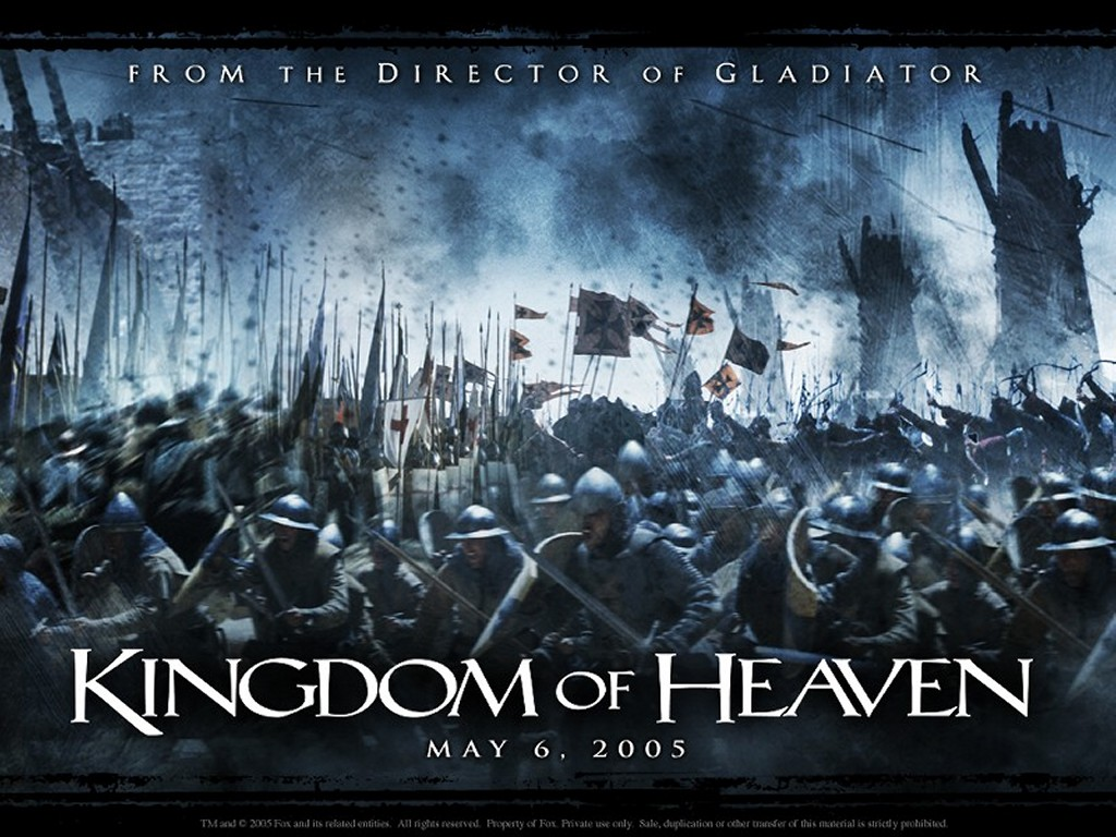 Movies Wallpaper: Kingdom of Heaven