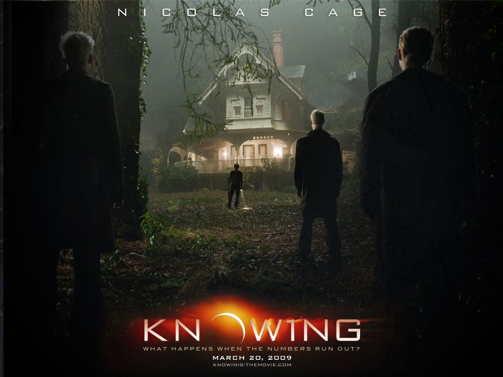 Movies Wallpaper: Knowing