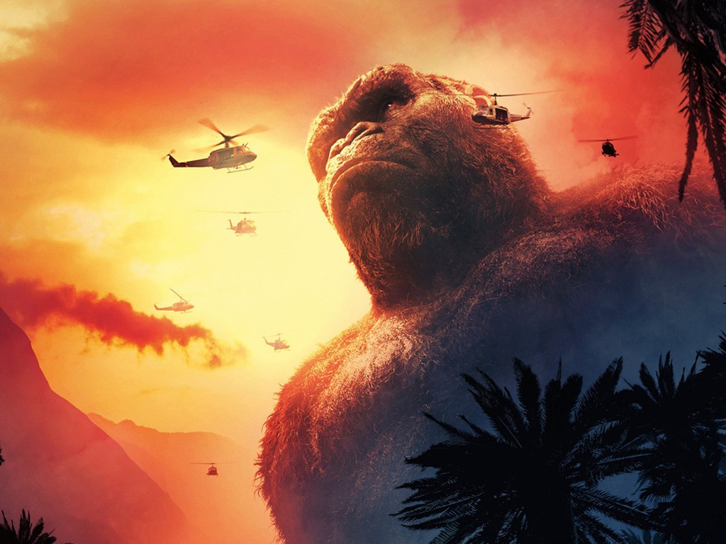 Movies Wallpaper: Kong - Skull Island