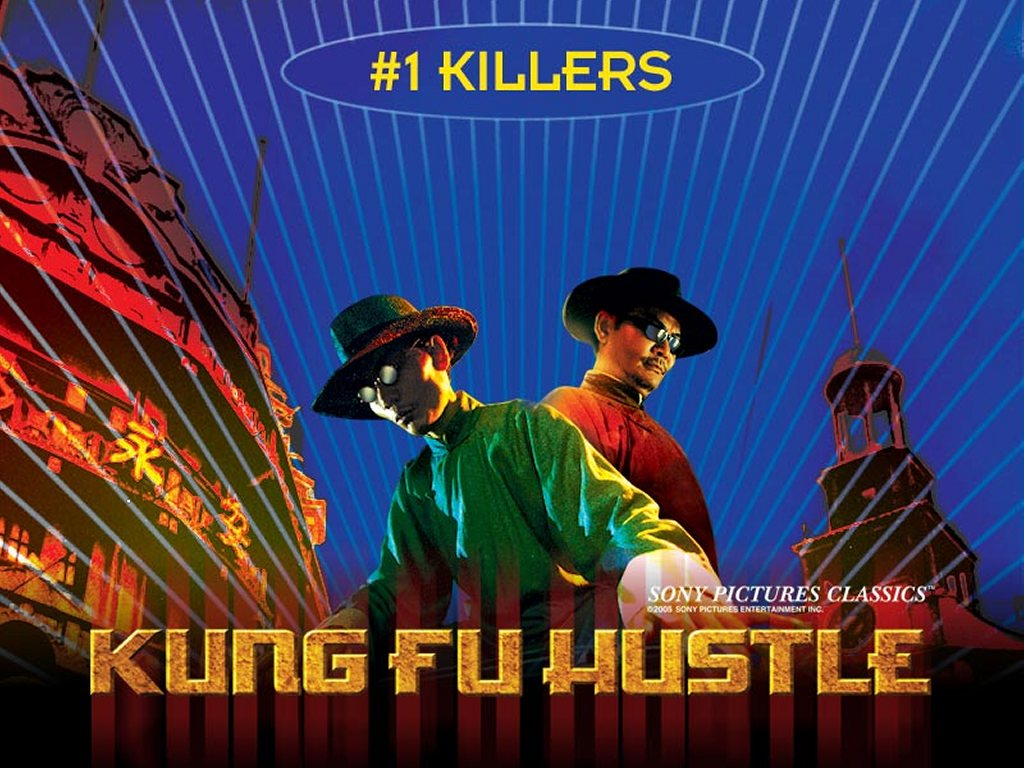 Movies Wallpaper: Kung Fu Hustle - #1 Killers