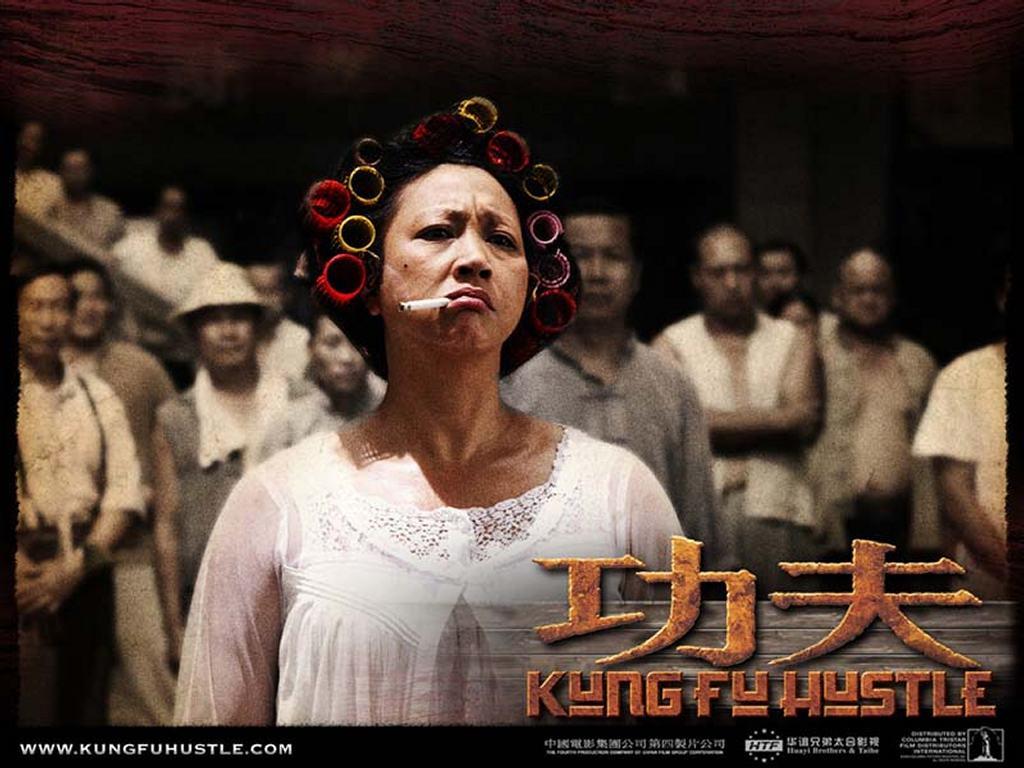 Movies Wallpaper: Kung Fu Hustle