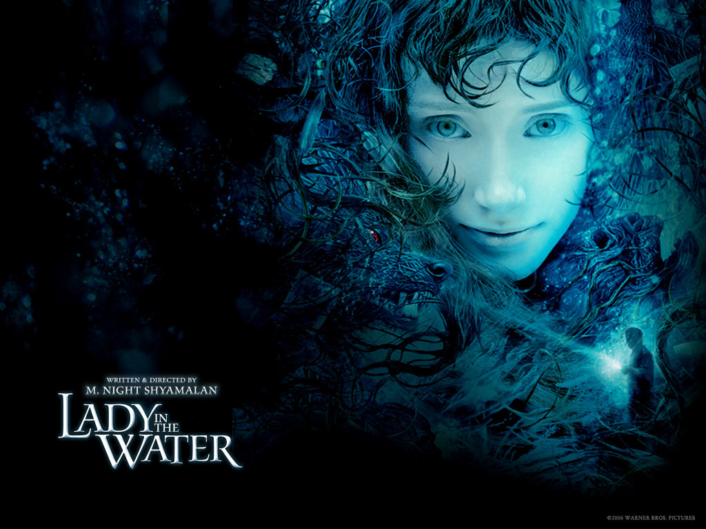 Movies Wallpaper: Lady in the Water