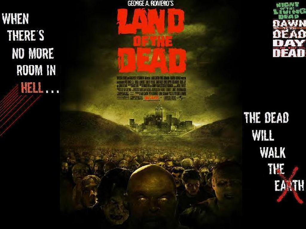 Movies Wallpaper: Land of the Dead