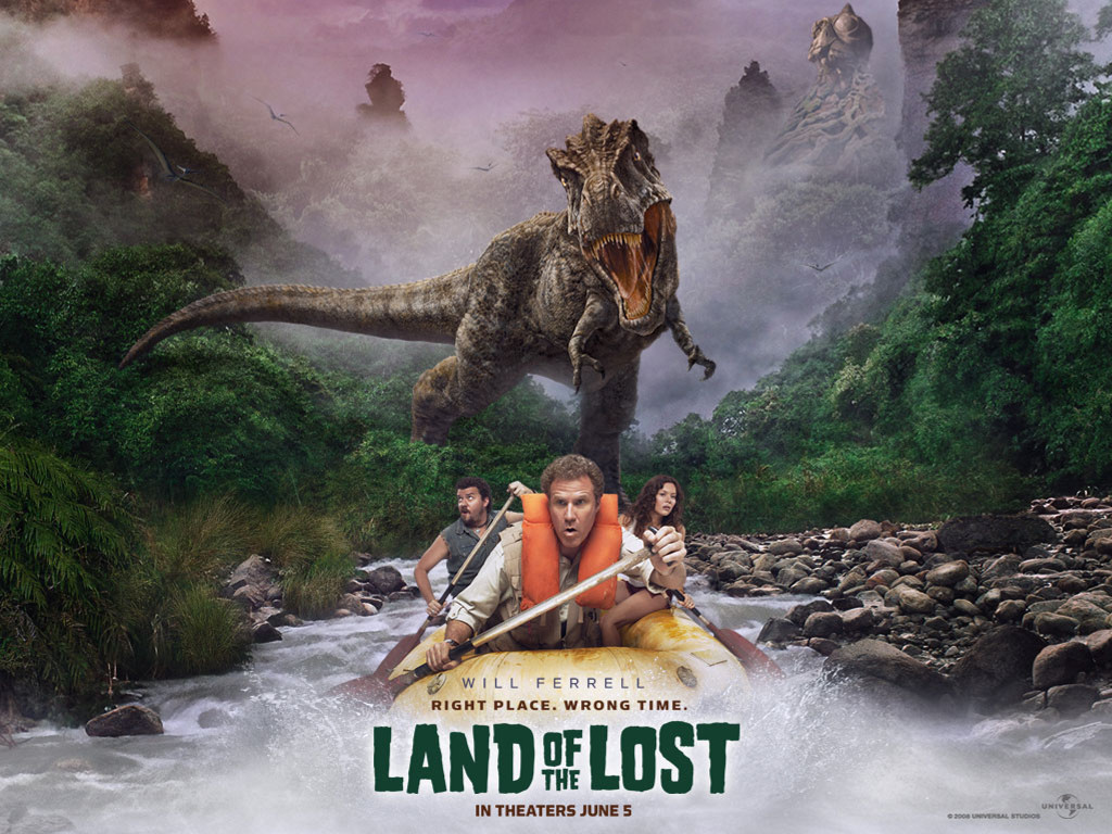 Movies Wallpaper: Land of the Lost