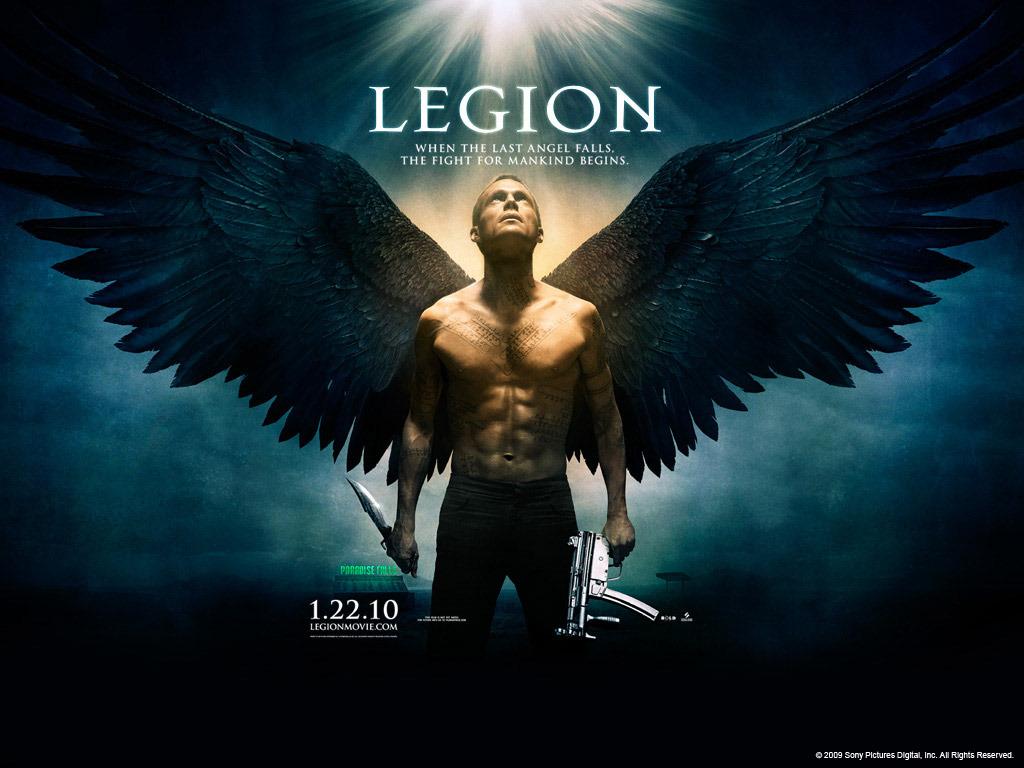 Movies Wallpaper: Legion