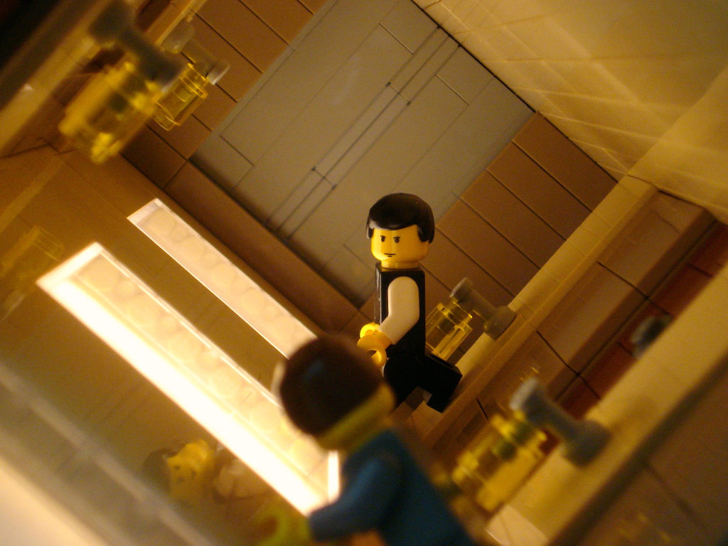 Movies Wallpaper: Lego - Inception