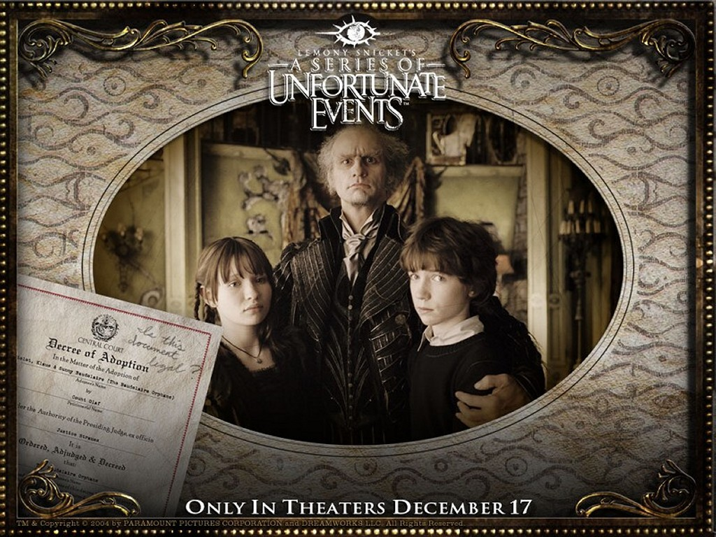 Movies Wallpaper: Lemony Snicket's - A Series of Unfortunate Events