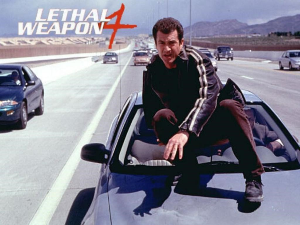 Movies Wallpaper: Lethal Weapon 4