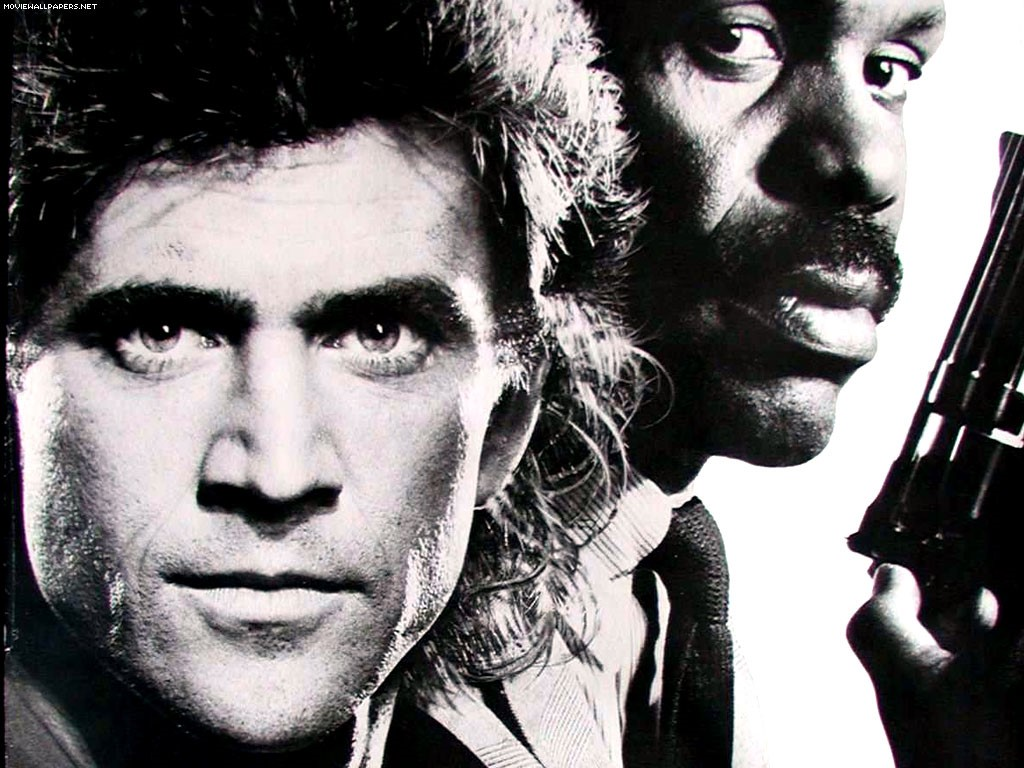 Movies Wallpaper: Lethal Weapon