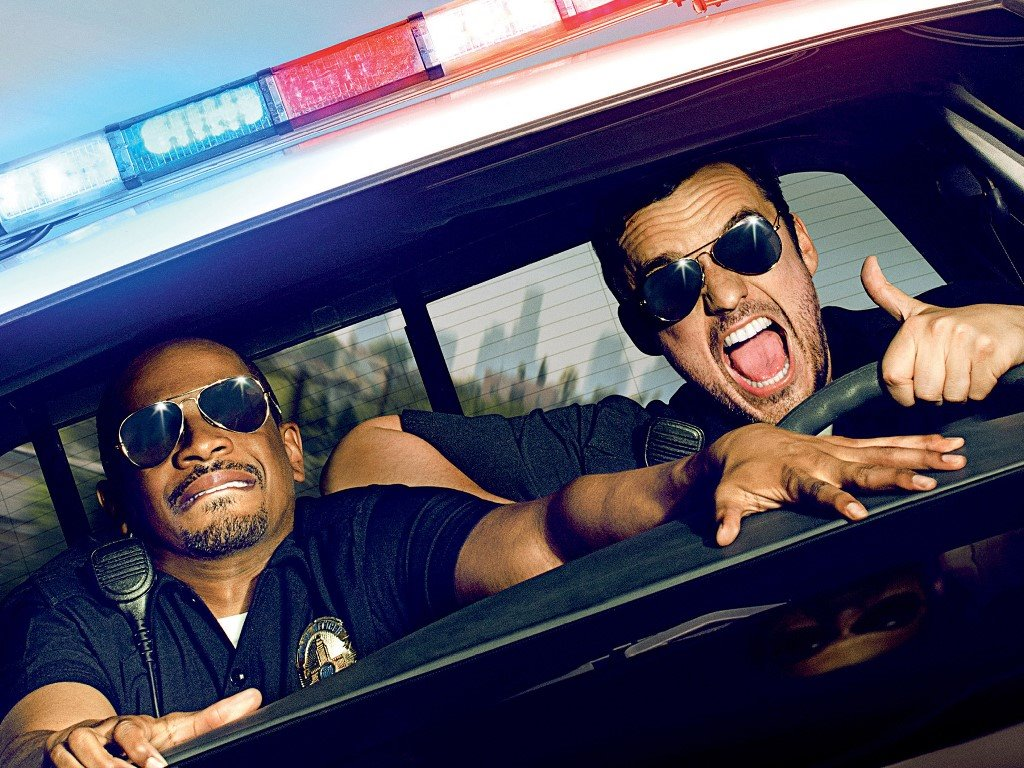 Movies Wallpaper: Let's Be Cops