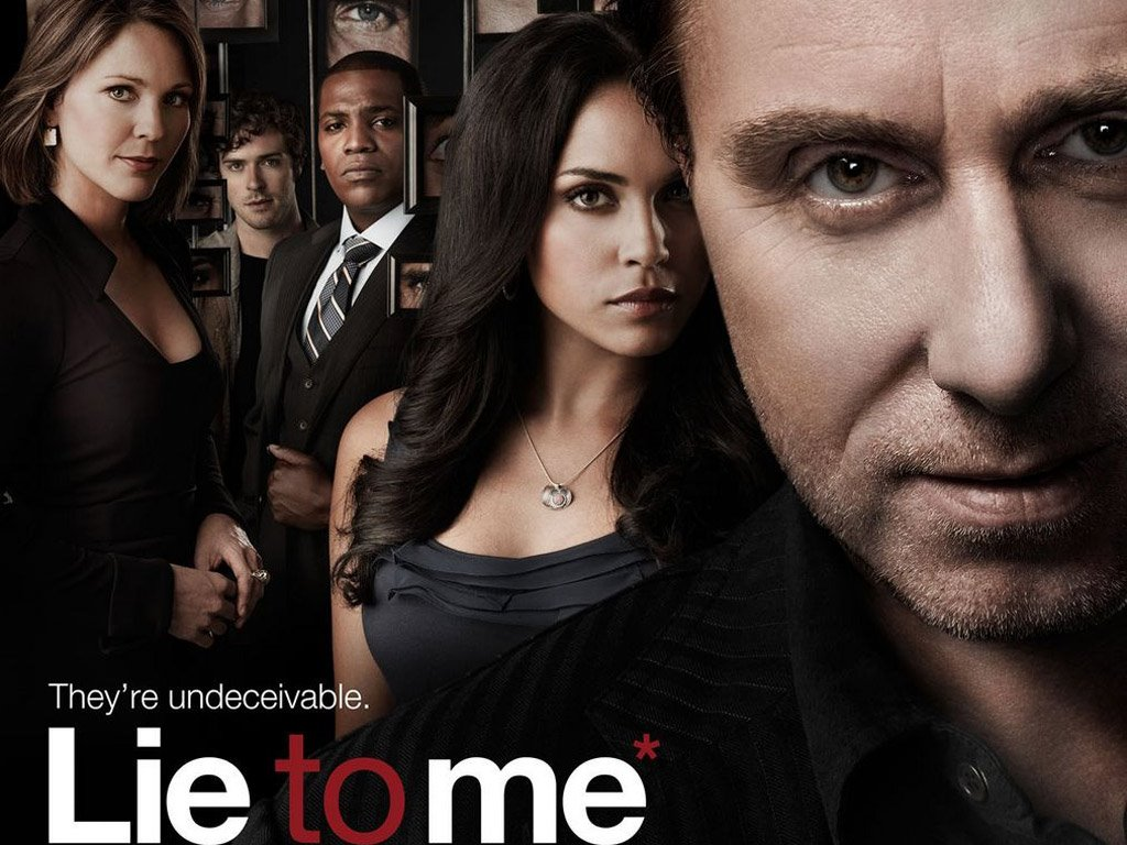 Movies Wallpaper: Lie to Me