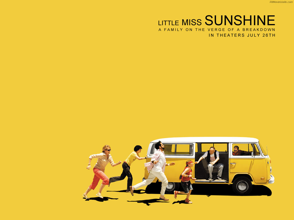 Movies Wallpaper: Little Miss Sunshine