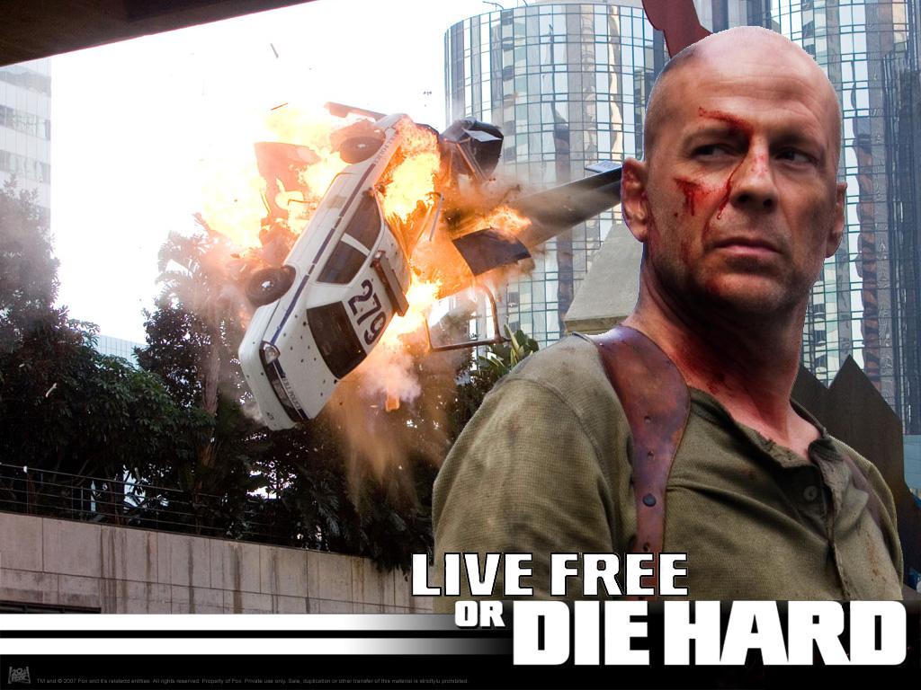 Movies Wallpaper: Live Free or Die Hard