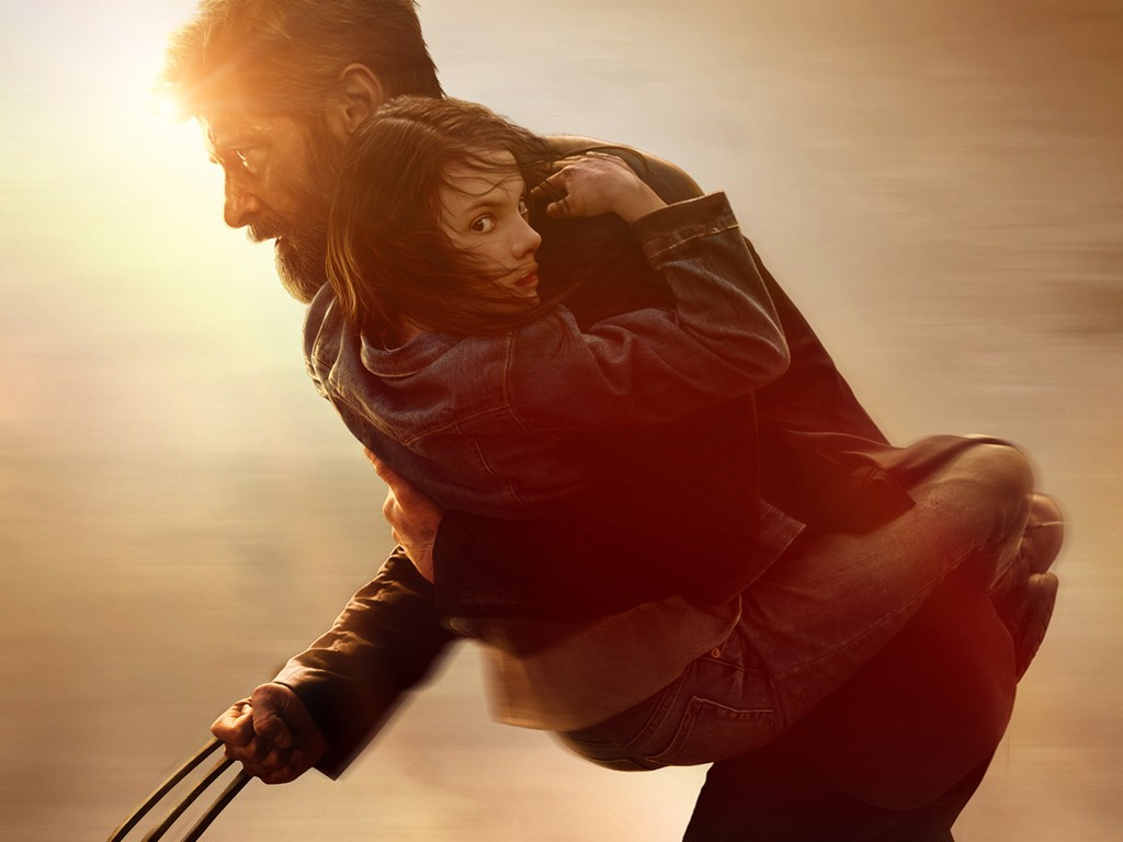 Movies Wallpaper: Logan