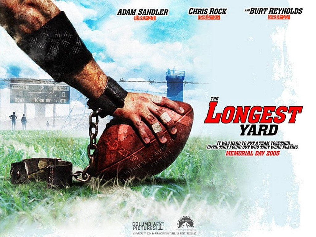 Movies Wallpaper: The Longest Yard