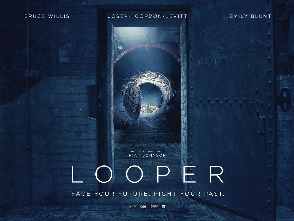 Movies Wallpaper: Looper