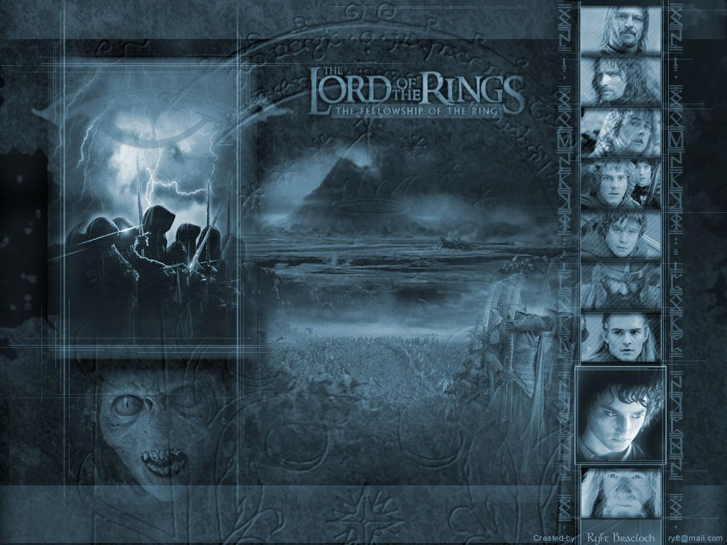 Movies Wallpaper: The Lord of the Rings - The Fellowship of the Ring