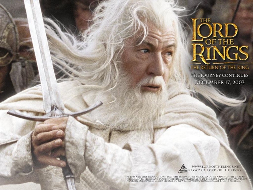 Movies Wallpaper: The Lord of the Rings - Gandalf
