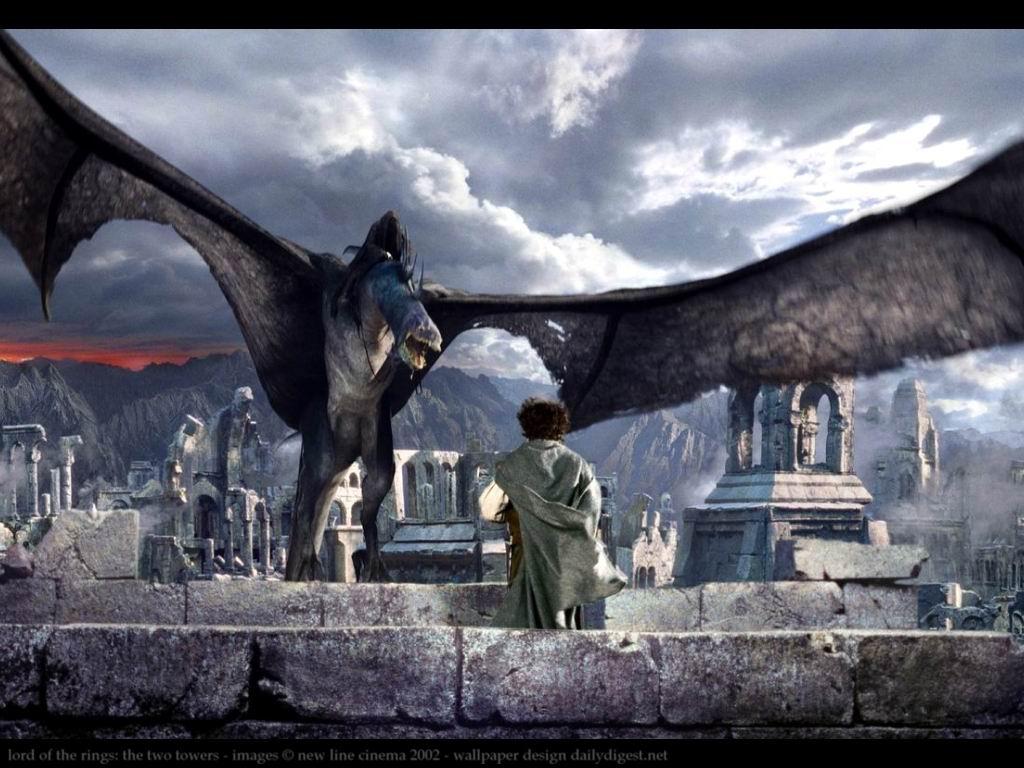 Movies Wallpaper: LOTR - Nazgul
