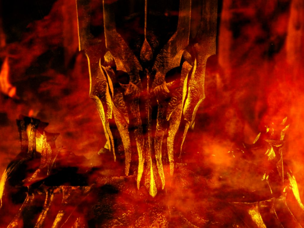 Movies Wallpaper: Lord of the Rings - Sauron