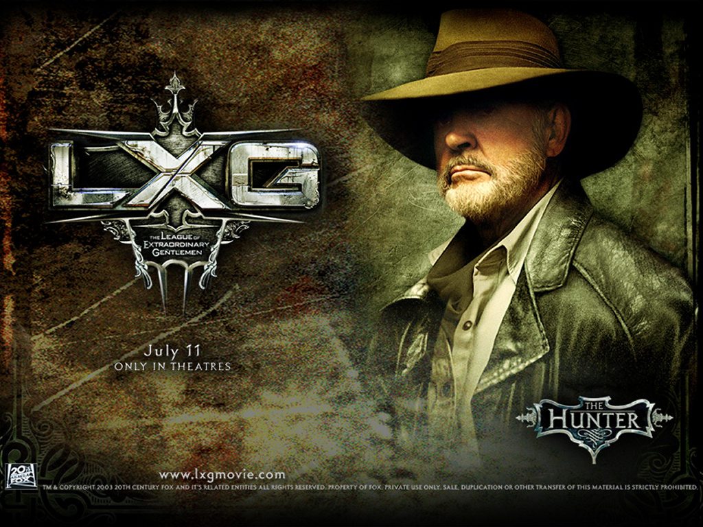 Movies Wallpaper: LXG - The Hunter