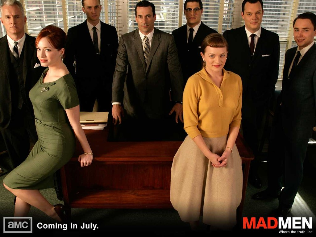 Movies Wallpaper: Mad Men