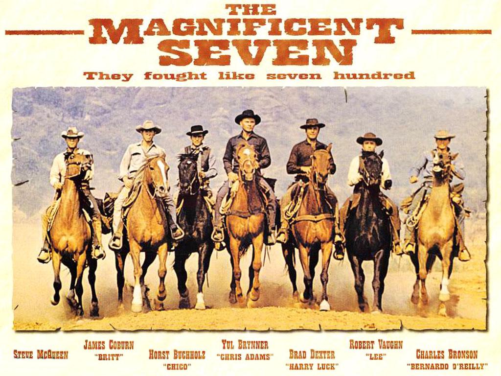 Movies Wallpaper: Magnificent Seven