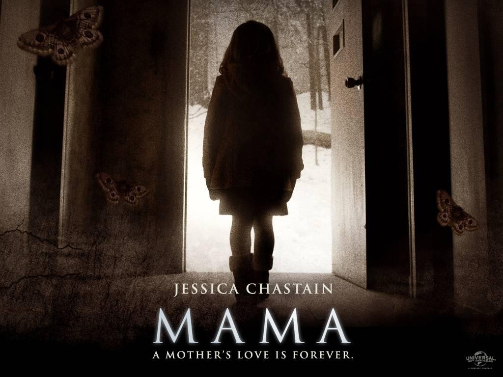 Movies Wallpaper: Mama