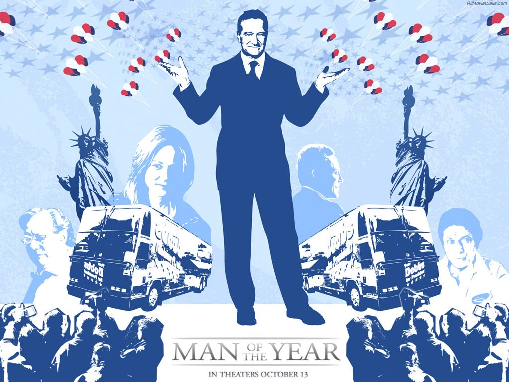 Movies Wallpaper: Man of the Year