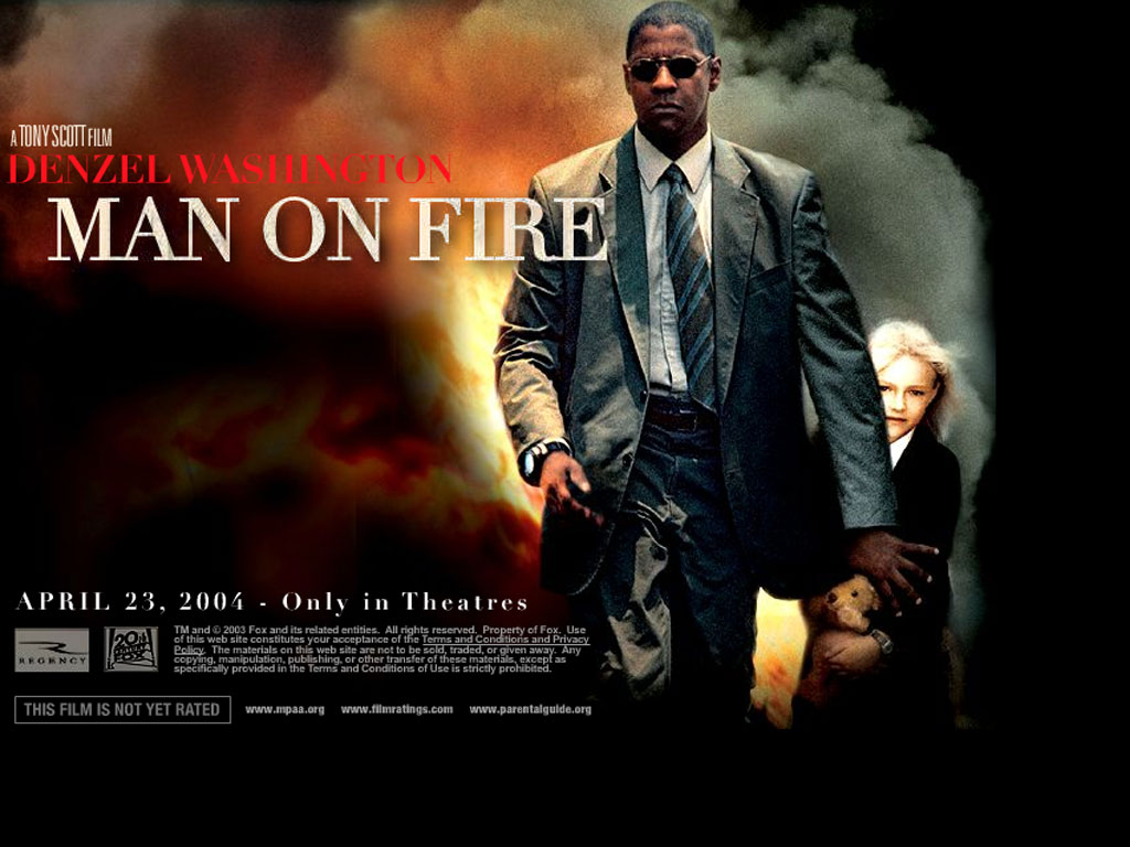 Movies Wallpaper: Man on Fire