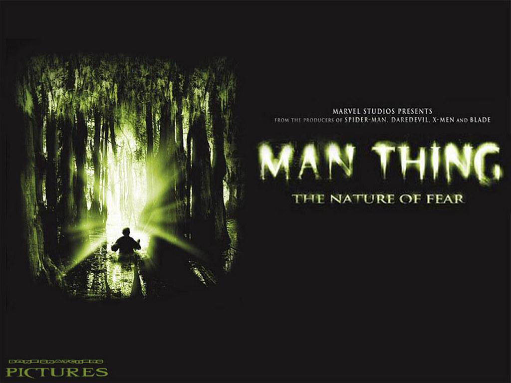 Movies Wallpaper: Man Thing