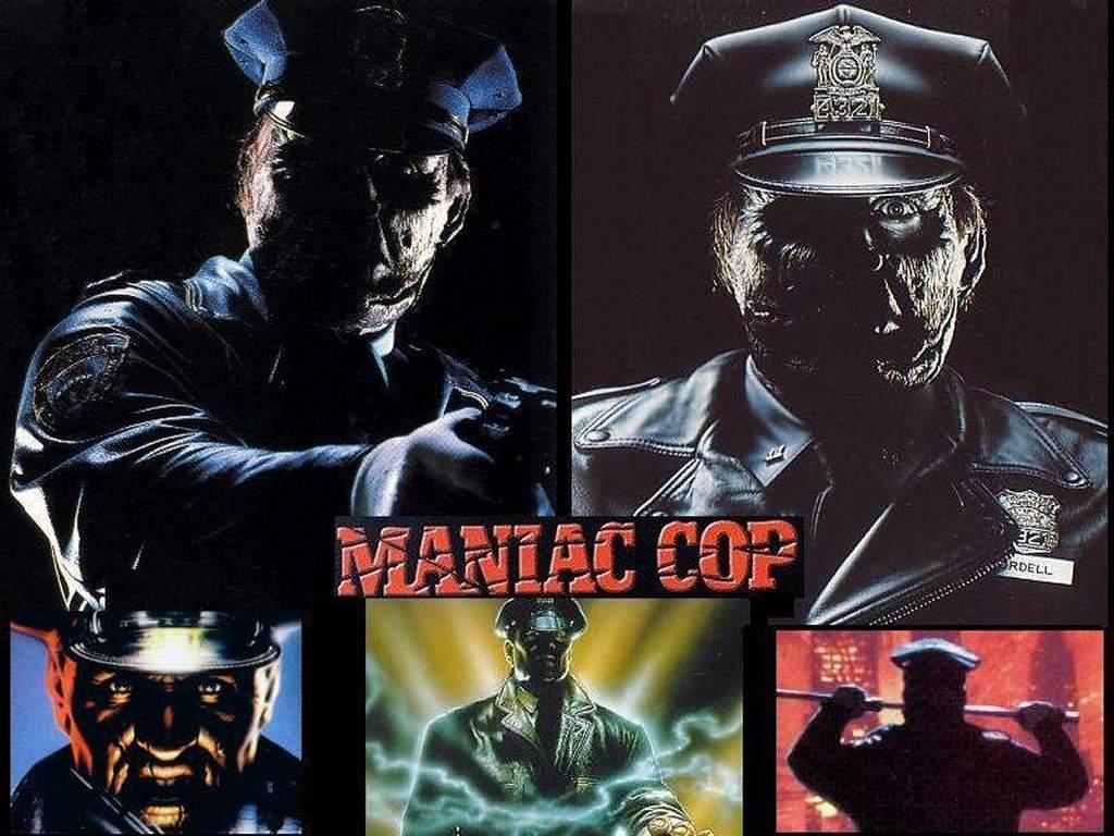 Movies Wallpaper: Maniac Cop