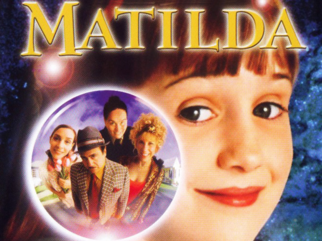 Movies Wallpaper: Matilda