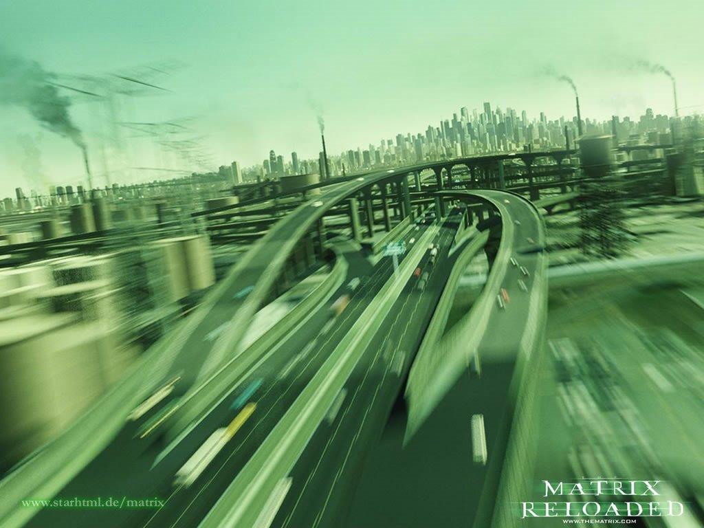 Movies Wallpaper: Matrix Reloaded