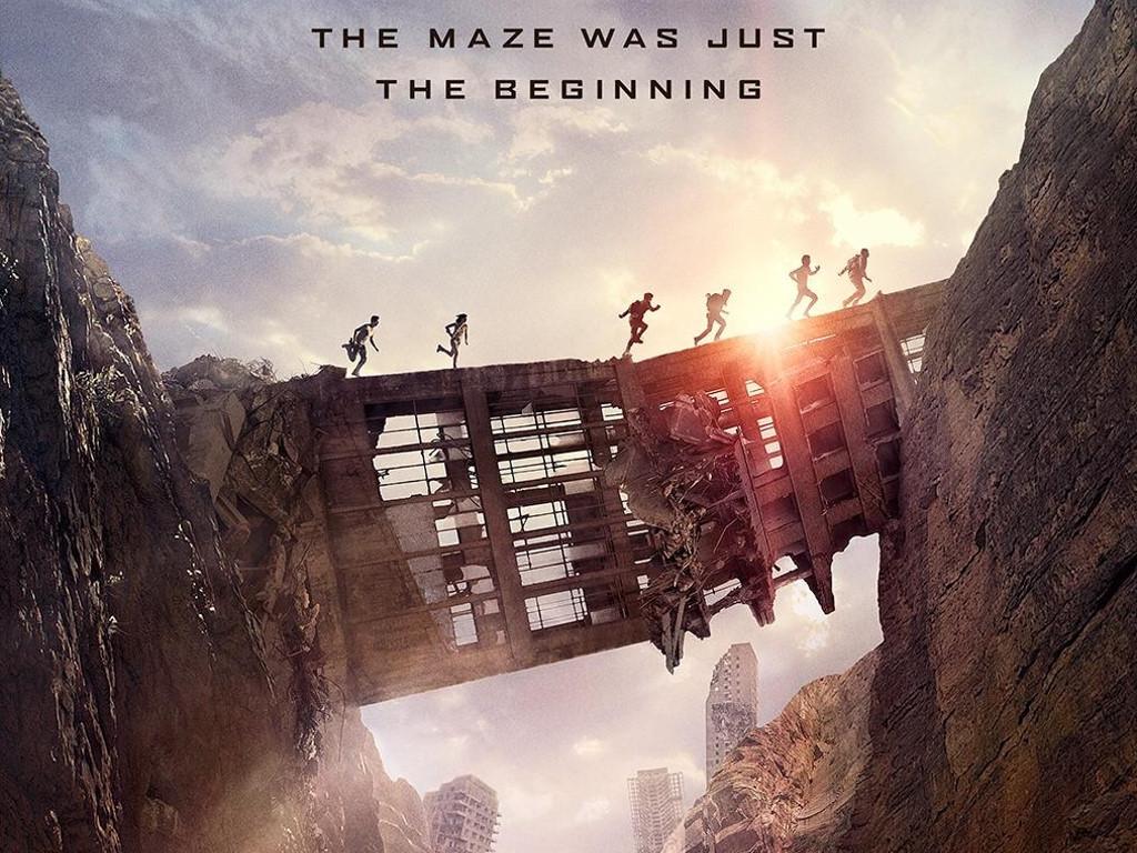 Movies Wallpaper: Maze Runner - The Scorch Trials