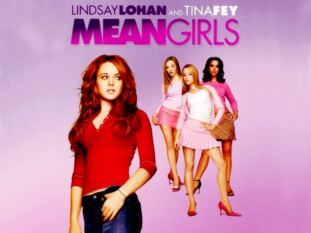 Movies Wallpaper: Mean Girls