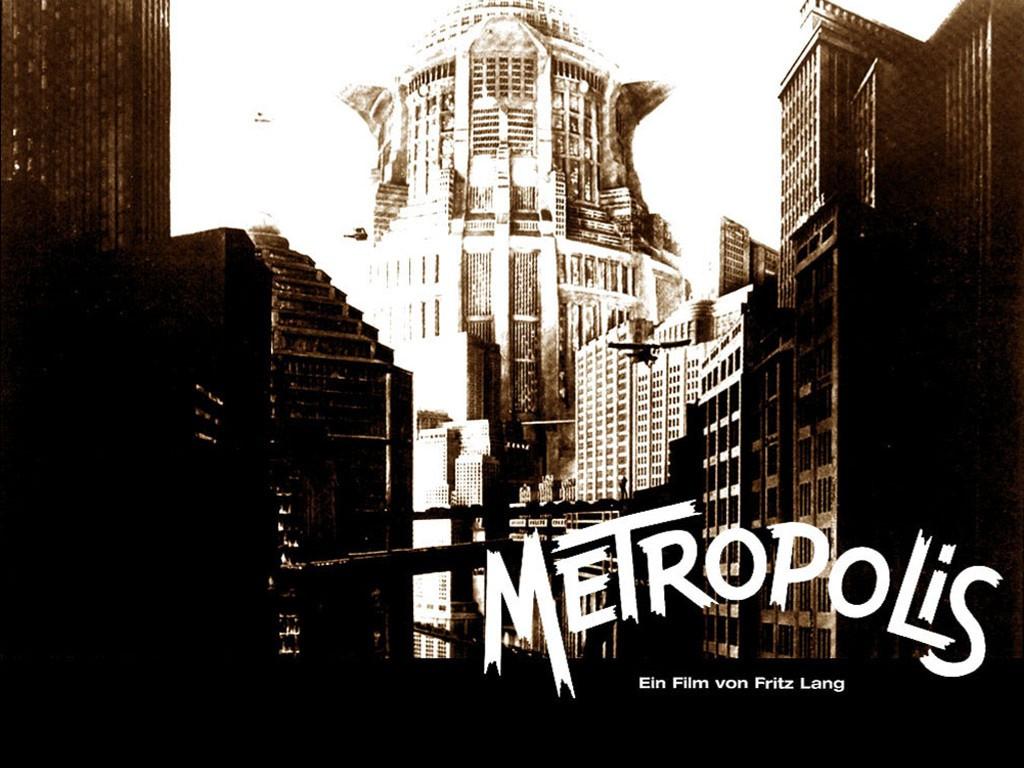 Movies Wallpaper: Metropolis