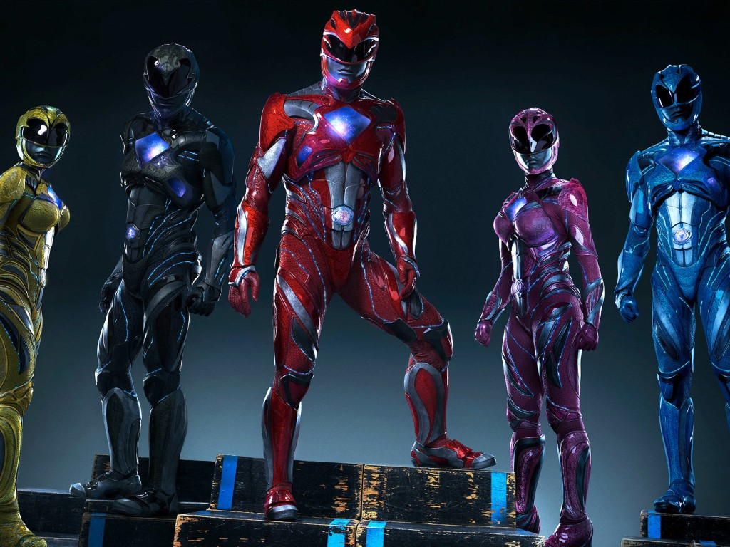 Movies Wallpaper: Power Rangers