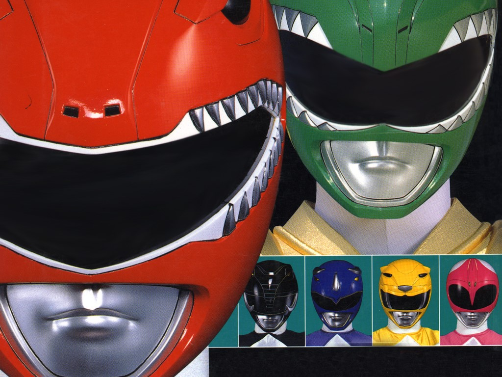 Movies Wallpaper: Mighty Morphin Power Rangers